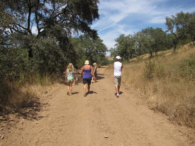 Wandeltochten in Portugal