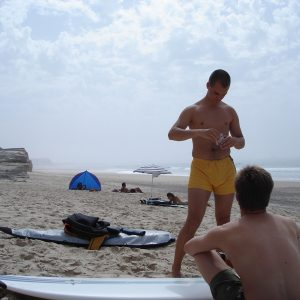 stranden Alentejo