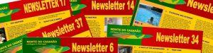 Newsletter Monte do Casarao