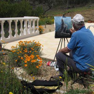 Schildervakantie in Portugal
