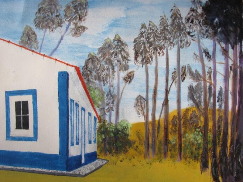 Galerie Casarao Schildervakantie in Portugal