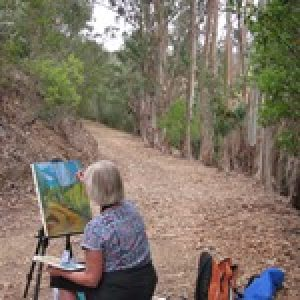 schilderen in Portugal