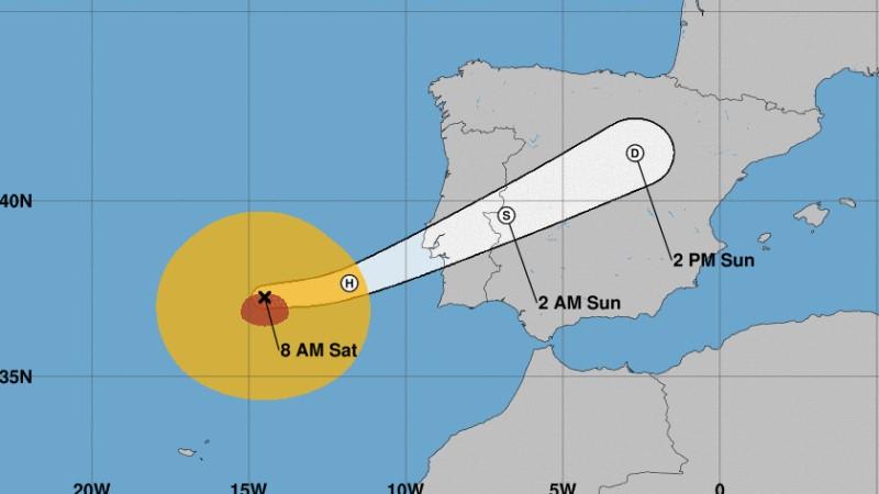 Orkaan Leslie